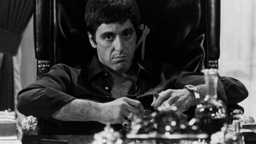 camiseta scarface tony montana