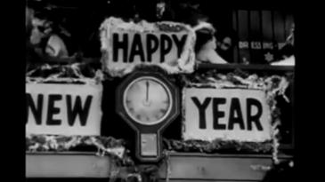 feliz año nuevo en el cine