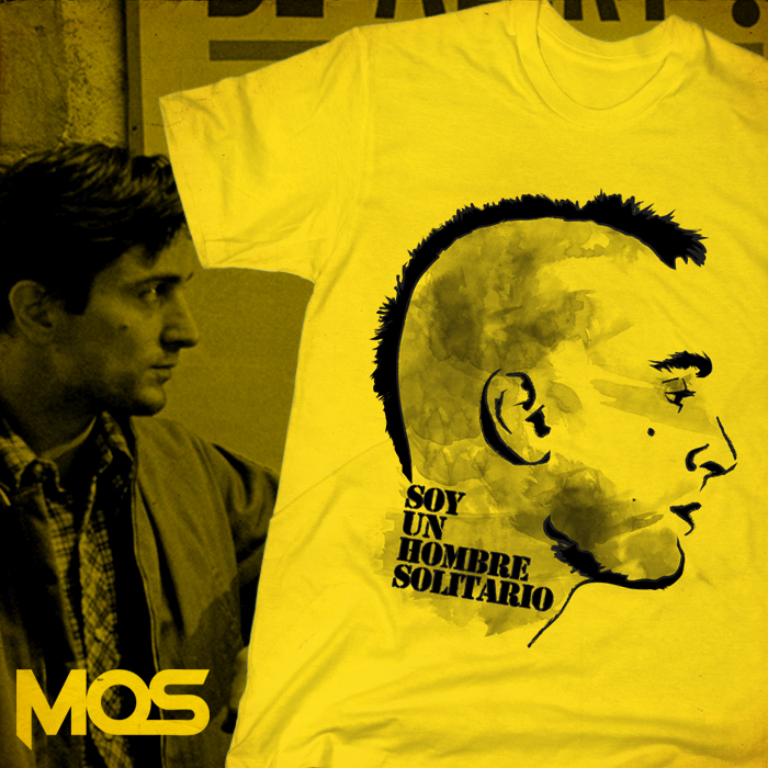 camiseta travis bickle taxi driver