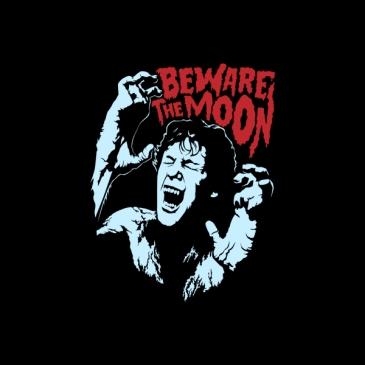 camiseta un hombre lobo americano en londres