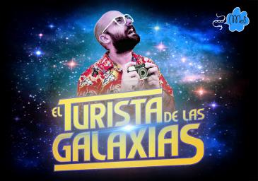 el turista de las galaxias teatro infantil